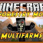 Мод Forestry для Minecraft 1.5.2 / 1.6.4 / 1.7.10 — 1.12.2