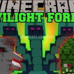 Мод Twilight Forest для Minecraft 1.7.10 / 1.12.2