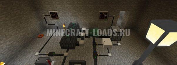 Мод Electrical Age для Minecraft 1.6.4 / 1.7.10 / 1.8