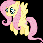 MyLittlePony — Скин Пони Fluttershy для Minecraft