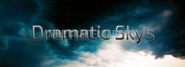 HD Текстур пак Dramatic Skys для Minecraft 1.9.2