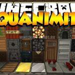 Красивый текстур пак Equanimity [x32] для Minecraft 1.7.10 — 1.12.1