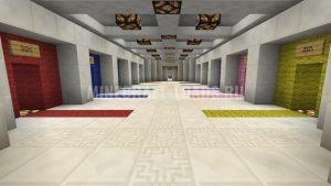 Карта Diversity для Minecraft 1.7.4