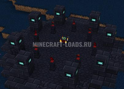 Мод AbyssalCraft для Майнкрафт 1.7.10 - 1.12.2