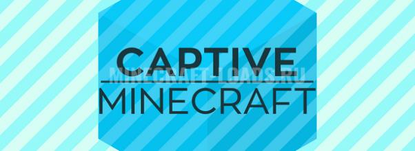 Карта Captive Minecraft 4 (Для 1.11.2)
