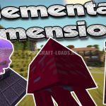 Мод Elemental Dimensions для Minecraft 1.10.2 — 1.12.2