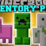 Мод Inventory Pets для Minecraft 1.7.10 — 1.12.2