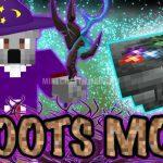 Мод Roots для Minecraft 1.10.2 — 1.12.2
