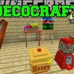 Мод DecoCraft2 для Minecraft 1.7.10 — 1.12.2