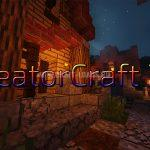 Текстур Пак CreatorCraft 3D для Minecraft 1.12.2