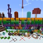 Текстур пак Ventura для Minecraft 1.12