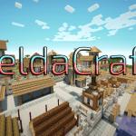 Текстур Пак ZeldaCraft для Minecraft 1.11.2