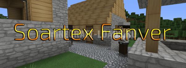 Текстур Пак Soartex Fanver для Minecraft 1.12.2