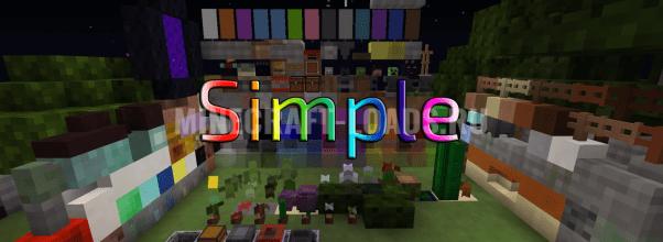 Текстур пак с повышением FPS для Minecraft 1.10.2