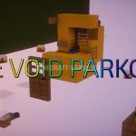 Карта THE VOID PARKOUR для Minecraft 1.12.2