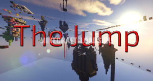 Карта The Jump для Minecraft 1.12.2