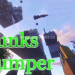 Карта Chunks Jumper 2 для Minecraft 1.12.2
