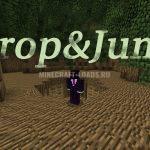 Карта DROP JUMP 2 для Minecraft 1.12.2