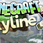 Карта SKYLINE для Minecraft 1.12.1