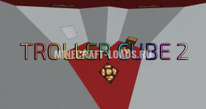 Карта TROLLER CUBE 2 для Minecraft 1.12.2