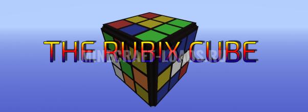 Карта THE RUBIX CUBE для Minecraft 1.12.2