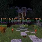 Карта UNENDING NIGHTMARE для Minecraft 1.12.2