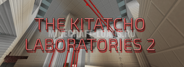 Карта THE KITATCHO LABORATORIES 2 для Minecraft 1.12.2