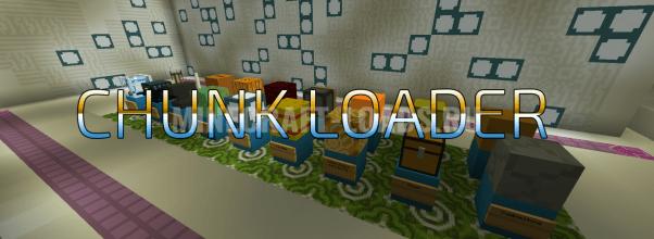 Карта CHUNK LOADER для Minecraft 1.12.2