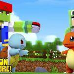 Сборка Pokemon Adventure для Minecraft 1.10.2