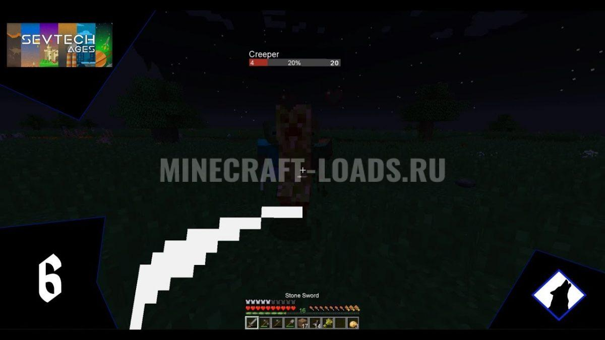 Сборка SevTech: Ages для Minecraft 1.12.2