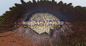 Карта THE LABYRINTH для Minecraft 1.12.2