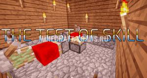 Карта The Test Of Skill для Minecraft 1.12.2