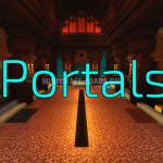 Карта Portals для Minecraft 1.12.2