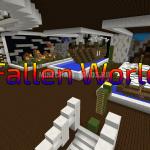 Карта Fallen World для Minecraft 1.12.2