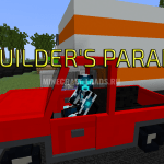 Карта BUILDER'S PARADISE для Minecraft 1.13