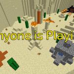 Карта Anyone is Playing для Minecraft 1.13