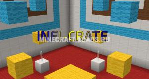 Карта INFI-CRATE для Minecraft 1.13