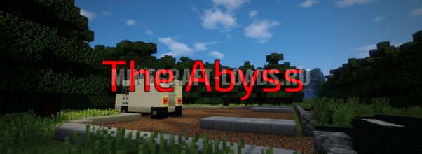 Карта The Abyss для Minecraft 1.12.2