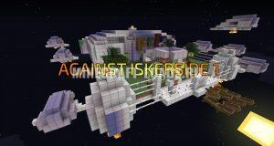 Карта AGAINST ISKERSIDE 1 для Minecraft 1.13