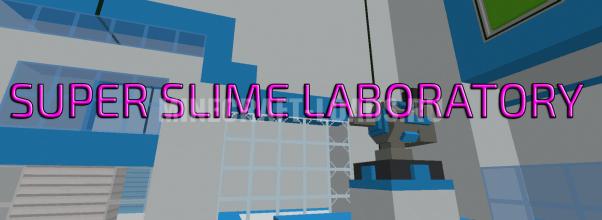 Карта Super Slime Laboratory для Minecraft 1.13