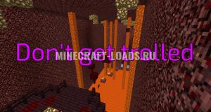 Карта Don't get trolled для Minecraft 1.12.2