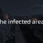 Карта The Infected Area для Minecraft 1.12.2