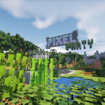 Карта Pixel Party для Minecraft 1.13.2