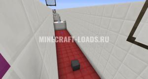 Карта Hardest Parkour Challenge 3 для Minecraft 1.13.2