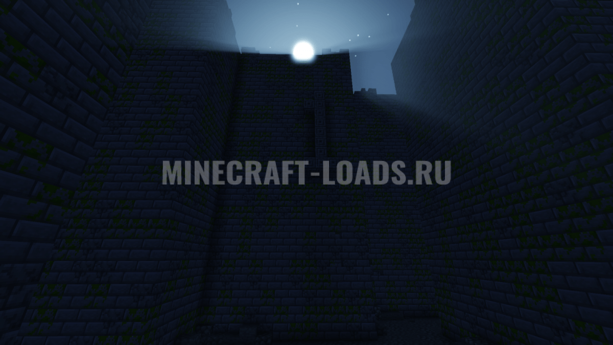 Карта The Maze Runner Trials для Minecraft 1.13