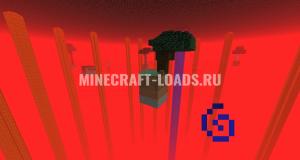 Карта Hell Block для Minecraft 1.13.2