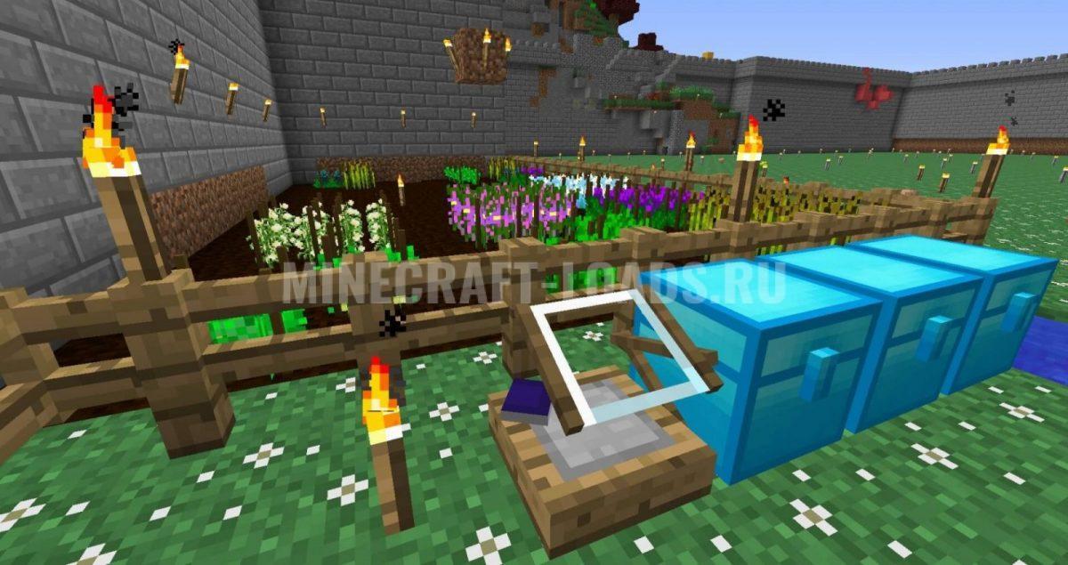 Сборка Infinity Evolved для Minecraft 1.7.10