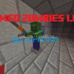 Карта Armed Zombies для Minecraft 1.13.2