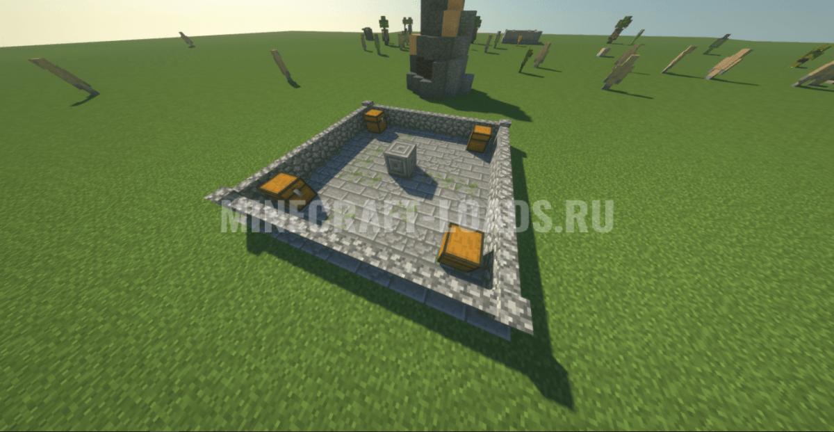 Сборка Искажение для Minecraft 1.12.2