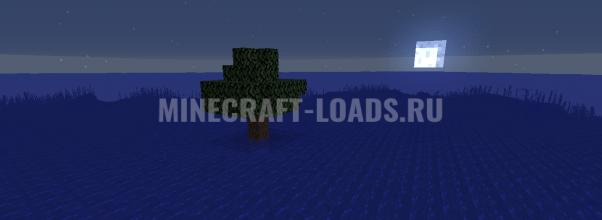 Карта SeaBlock для Minecraft 1.14.2